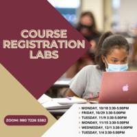 Course Registration Lab - Spring 2022