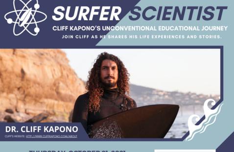 Dr. Cliff Kapono Student Presentation