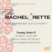 Bachelorette Season Premiere Watch Party