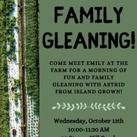 Family Gleaning