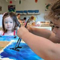 Pre-School Art Workshops