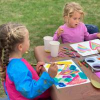 Pre-School Art Afternoons