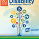 Disability Awareness Month 2021 Icon