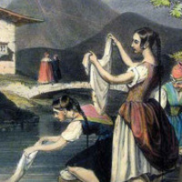 """Witchy Wednesday: Basque """"Witches"""" in History, Fiction, and Song"""