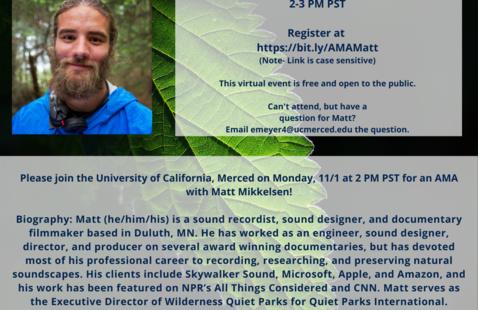 Ask Me Anything Featuring Matt Mikkelsen