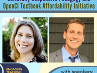 Equity Perspectives: Culturally Responsive Pedagogy and OpenCI Textbook Affordability Initiative