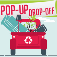 Pop-Up Drop-Off Community Recycling Event