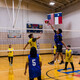 Homecoming Students vs Staff Volleyball Match