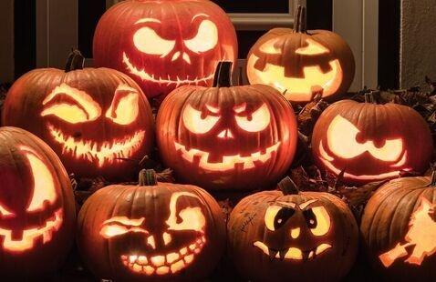 Pumpkins and Treats