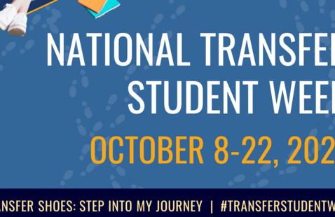 National Transfer Student Week Kick-off