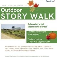 Fall Story Walk