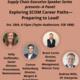 Supply Chain Speaker Series: Exploring SCOM Career Paths
