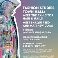 Fashion Studies Town Hall - Meet the Exhibitor
