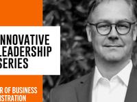 The Clemson MBA Innovative Leadership Series Presents Bob Klepper Commercial Insurance Executive