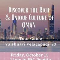 Global Community Hour: Oman