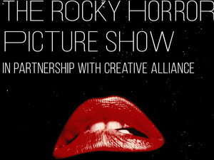 Title Treatment for The Rocky Horror Picture Show