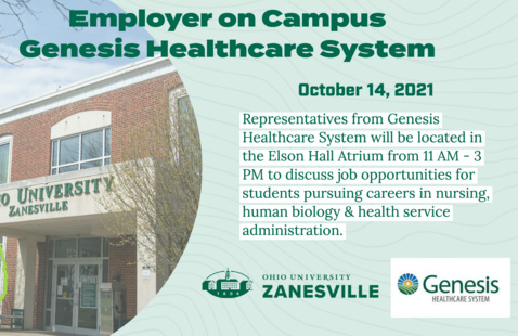 Employer on Campus: Genesis Healthcare System
