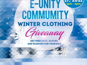 E-Unity Annual Fall/Winter Hat, Gloves, and Scarfs Giveaway