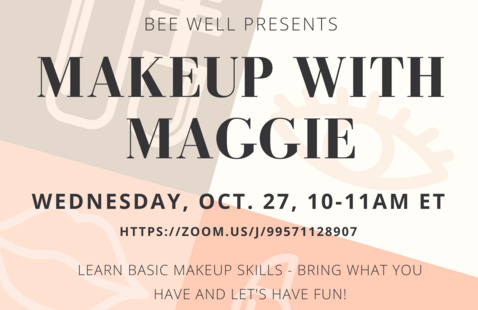 Make-up with Maggie