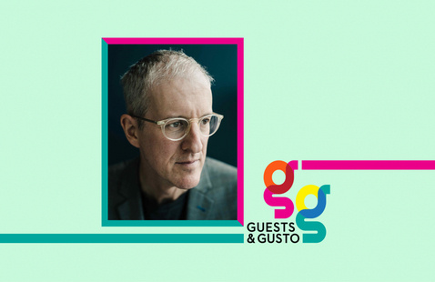 Move urbanism forward with 'Walkable City' author Jeff Speck on 'Guests and Gusto'