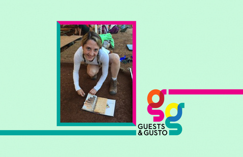 Advocate for heritage sites with preservationist and SCAD alum Nina Scall on 'Guests and Gusto'