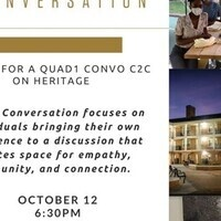 Call to Conversation: Quad 1 Convo
