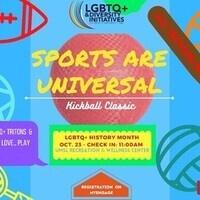 Sports Are Universal: Kickball Classic