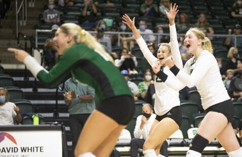 Ohio Volleyball vs. Kent State