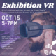Exhibition VR: Art of Play and Childhood by Austin Bradley, SK Yi, and Wes Roden at Gallery 1010