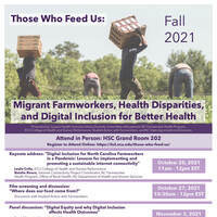 Those Who Feed Us: Migrant Farmworkers, Health Disparities, and Digital Inclusion for Better Health