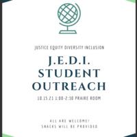 J.E.D.I. Student Outreach