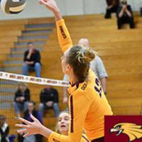 UMN Crookston Women's Volleyball vs Augustana University (SD)