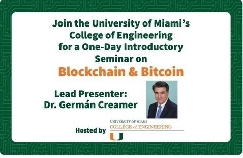Introduction to Blockchain & Bitcoin