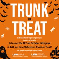 Halloween Trunk-or-Treat