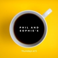 Coffee cup - Phil and Sophie's is back!