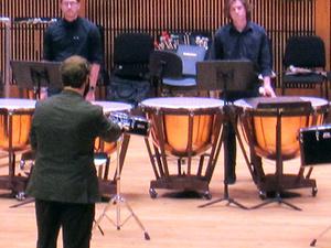 Percussion Ensemble Fall 2019 recital