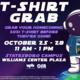 UPB | T-Shirt Grab