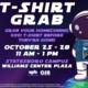 UPB   T-Shirt Grab