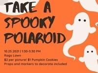 Polaroid/Pumpkin Cookie Fundraiser