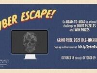 CyberEscape: Virtual Escape Room Challenge
