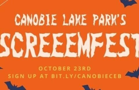 Screemfest poster