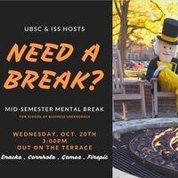 Mid-Semester Mental Break