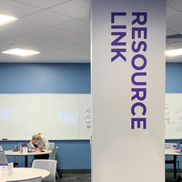 Picture of Resource Link signage