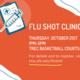 FluShot Clinic at TRECS
