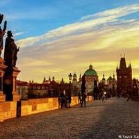 Study Abroad: Western Humanities 221 in Prague and Vienna