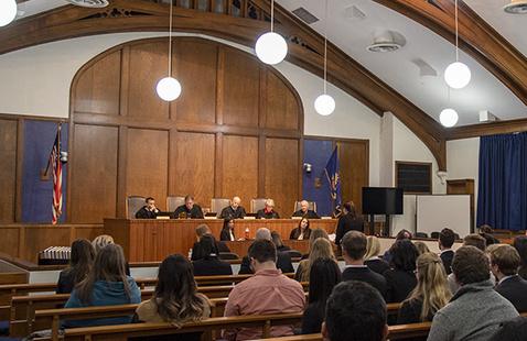 VandeWalle Courtroom