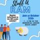 Stuff a Ram Grab n Go