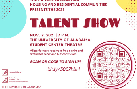 Honors College Talent Show!