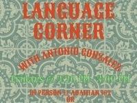 Spanish Language Corner at CLIC