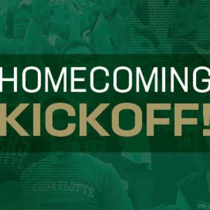 Homecoming Kickoff Pep Rally